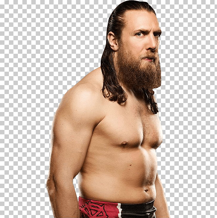 Daniel Bryan Angry, WWE character PNG clipart.