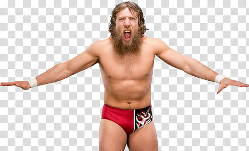 Daniel Bryan NO transparent background PNG clipart.