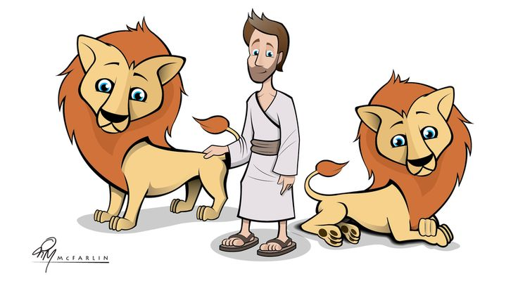 Craft Ideas For Bible Story Daniel In The Lions Den