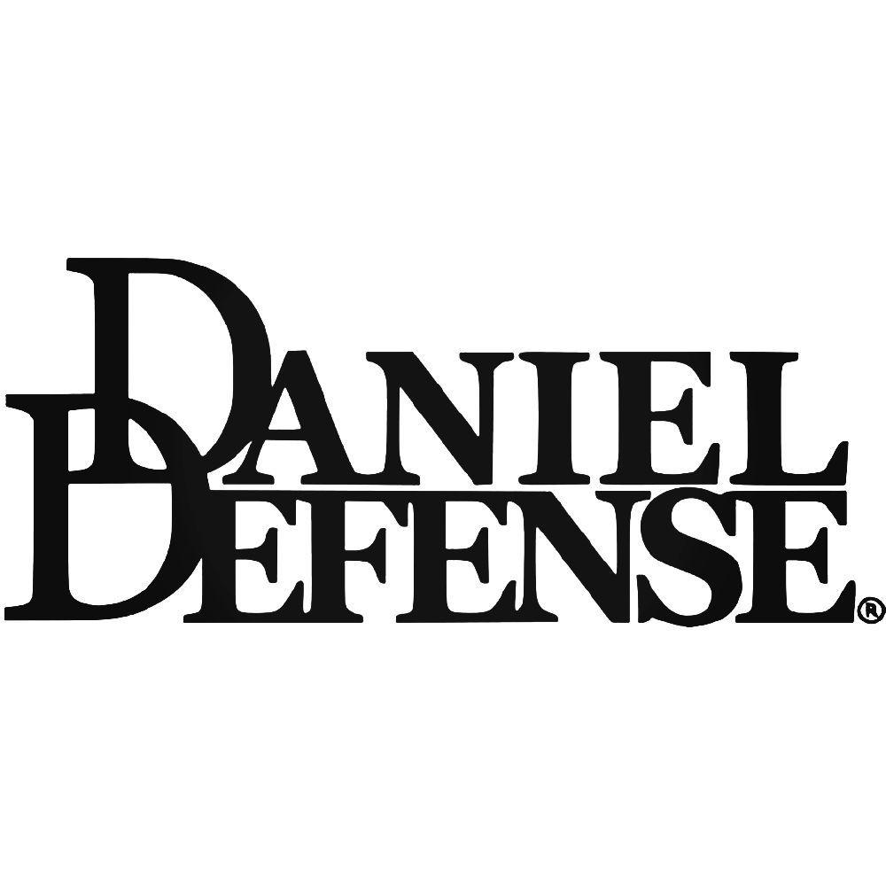 Daniel Defense Logo Vinyl Decal Sticker BallzBeatz . com.