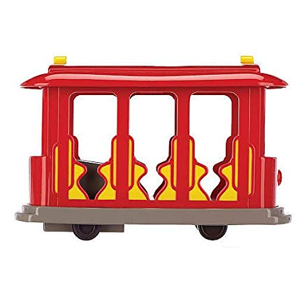 Amazon.com: Daniel Tiger Trolley Playset Pack of 2: Toys & Games.