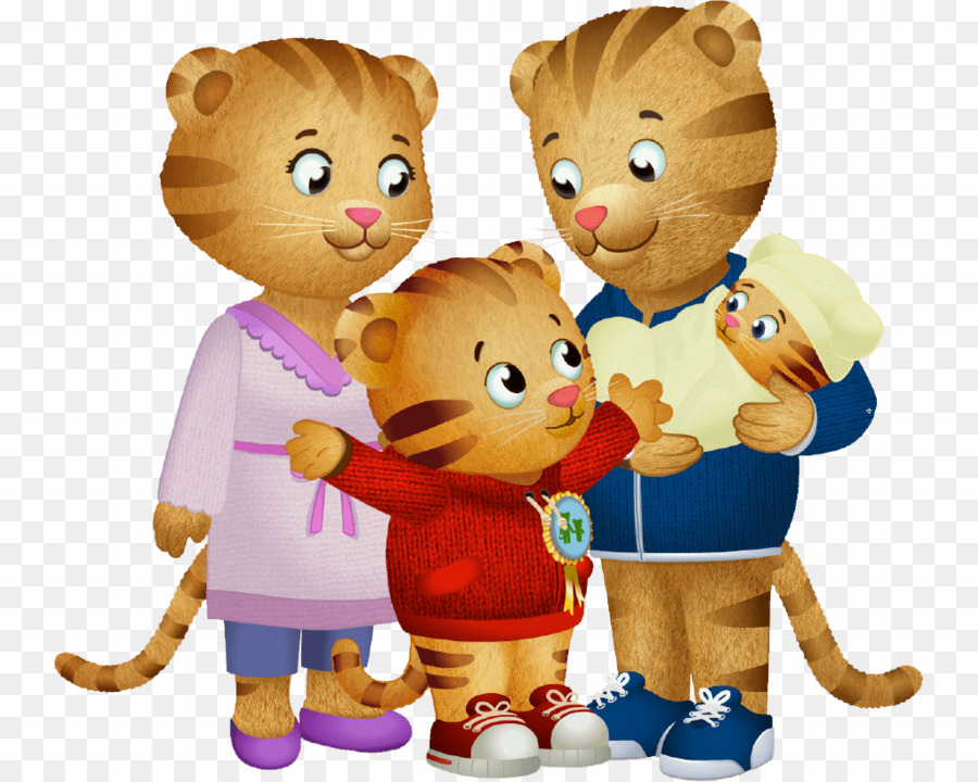 Daniel Tiger Family PNG Katerina Kittycat Clipart download.