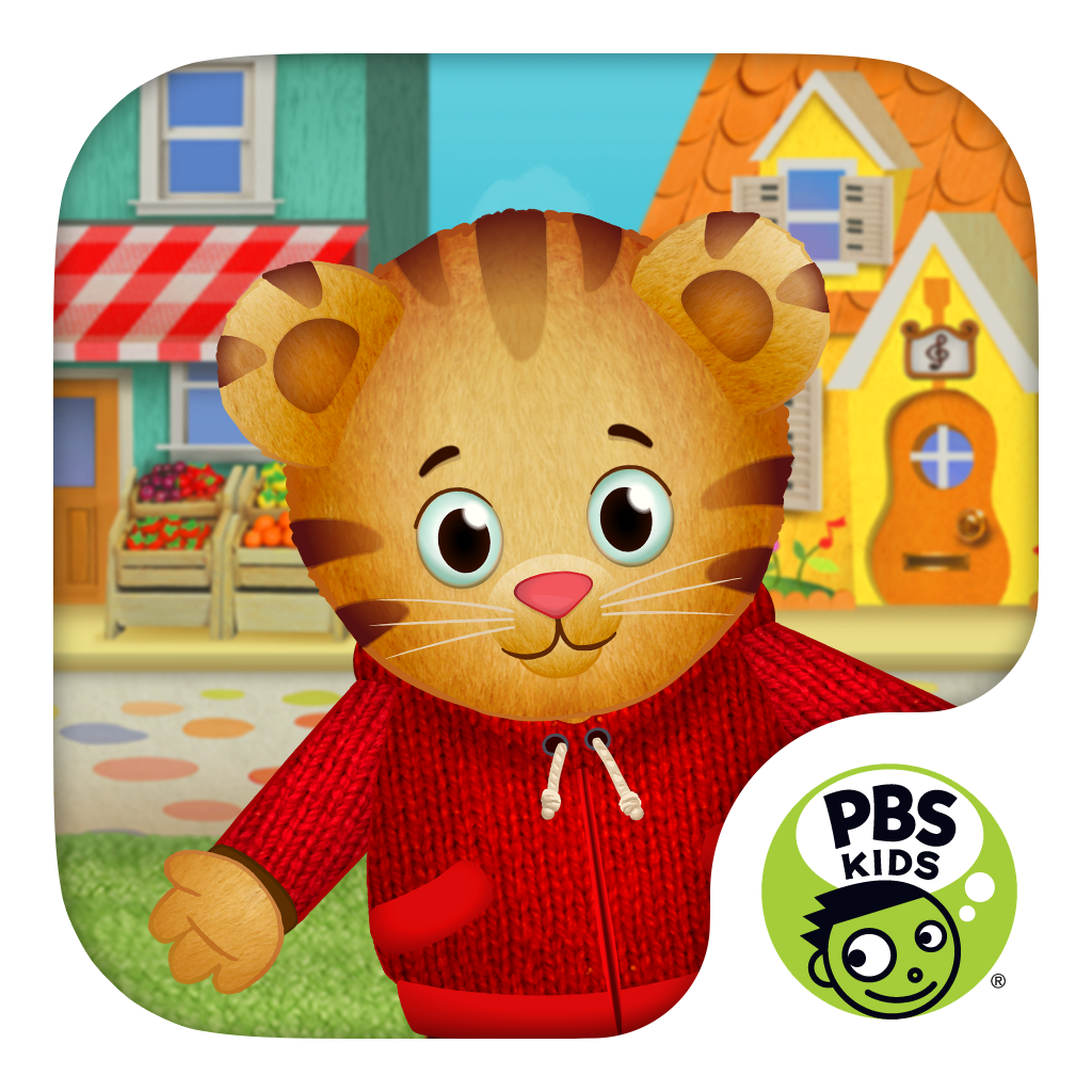 Explore Daniel Tiger's Neighborhood Mobile Downloads.