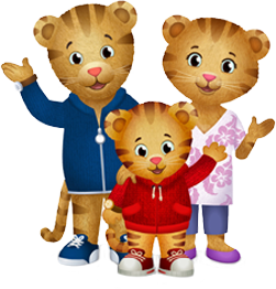 Daniel Tiger's Neighborhood is a new, beautifully.
