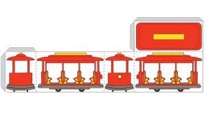 Daniel tiger trolley clipart 3 » Clipart Portal.
