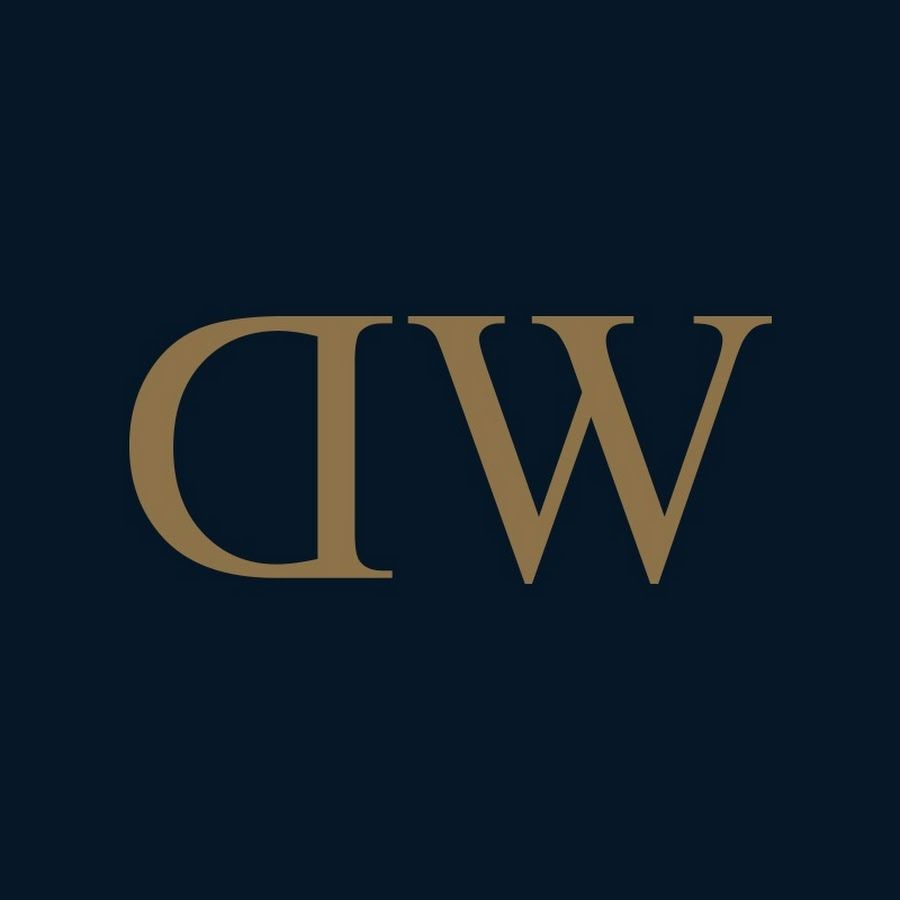 Daniel Wellington Logo.