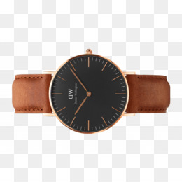 Daniel Wellington Classic Black PNG and Daniel Wellington.