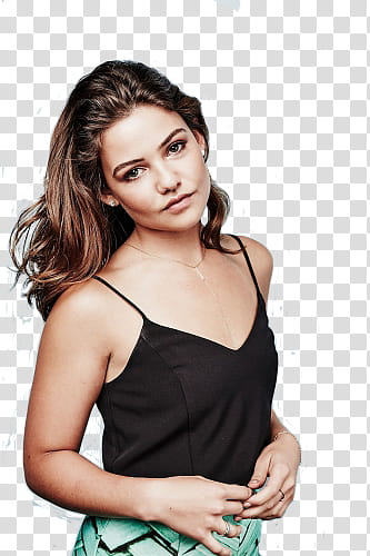 Danielle Campbell transparent background PNG clipart.