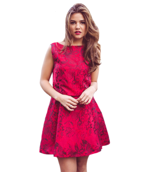 danielle campbell png.