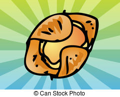 Danish pastry Illustrations and Clip Art. 132 Danish pastry.