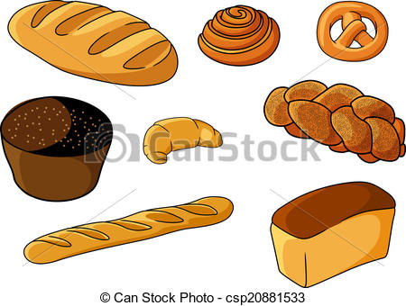 Danish pastry clipart - Clipground
