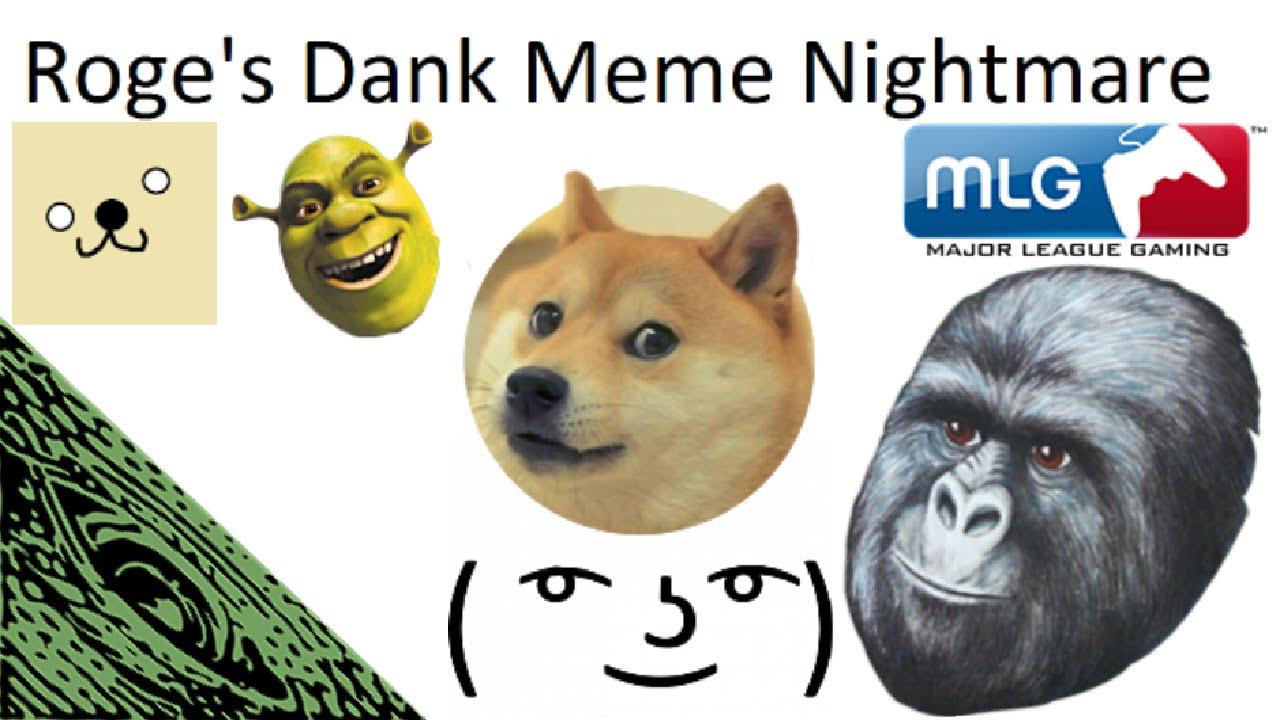 ROBLOX: Roge's Dank Meme Nightmare.