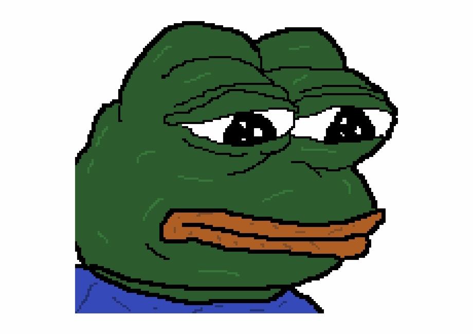 Dank Memes Frog Png , Png Download.