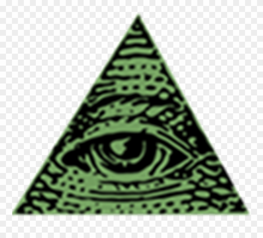 Illuminate Mlg Dank Meme Wow Nature Conspiracy Eye.