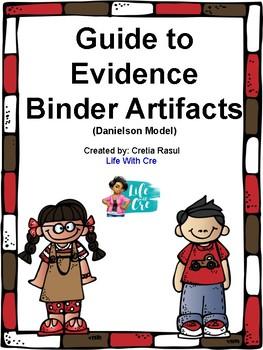 Artifact Binder Guide (Danielson Model).