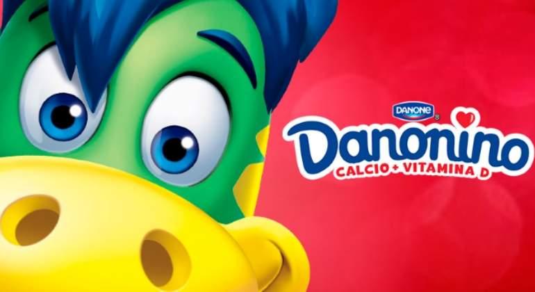El Danonino no es yogurt, ¡es queso!.
