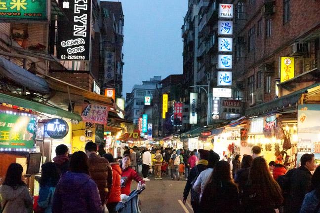 TEMPTING TAIWAN.