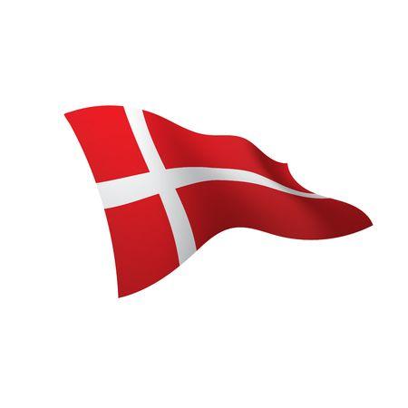 5,210 Danish Flag Stock Vector Illustration And Royalty Free Danish.