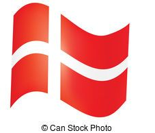 Dansk flag clipart 1 » Clipart Portal.