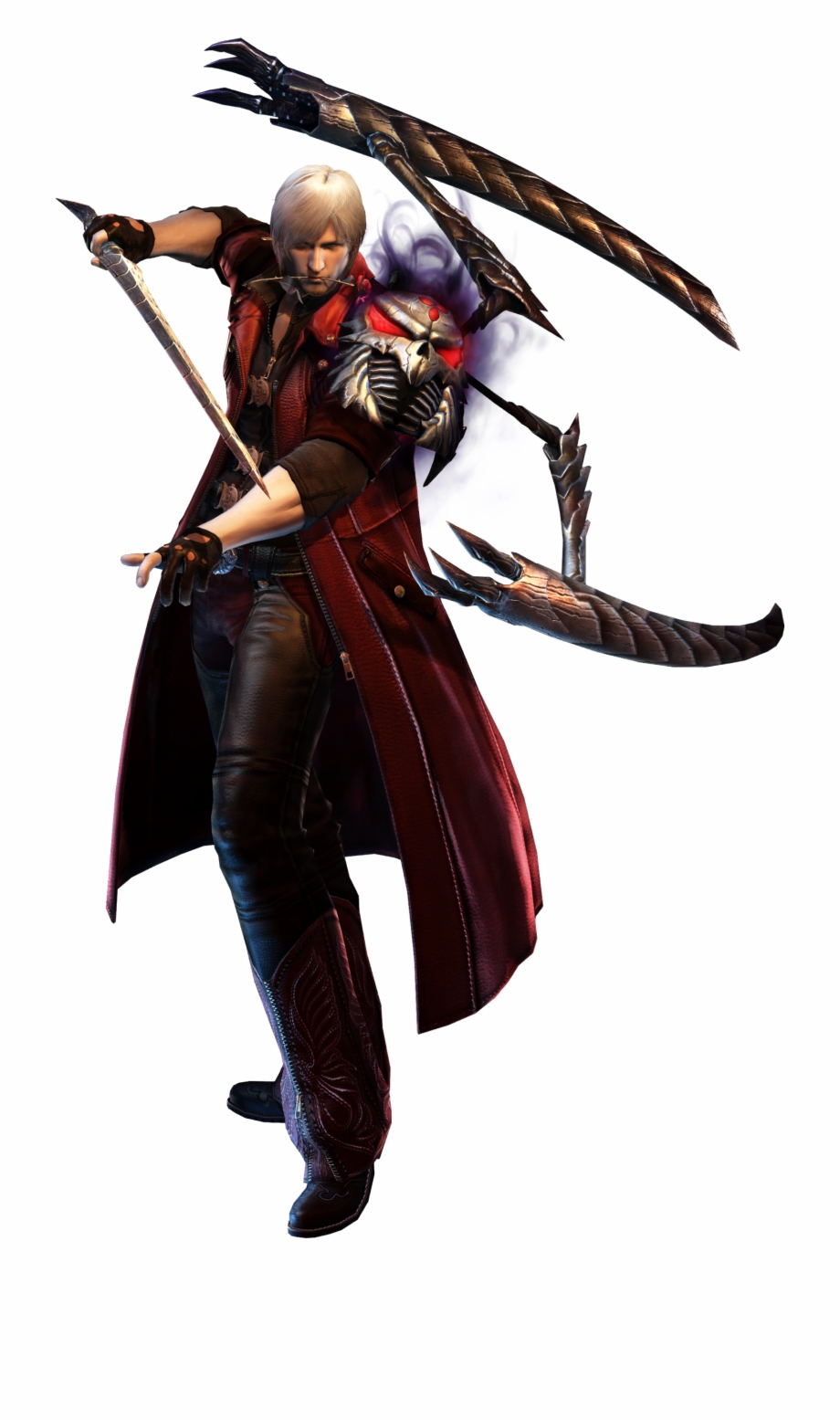 Devil May Cry Clipart.