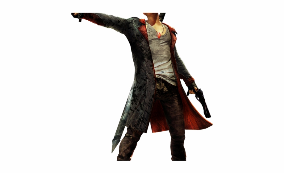 Devil May Cry Clipart Png.