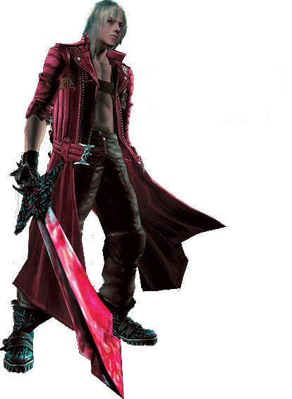 Download Free png Devil May Cry Dante Png by bl.