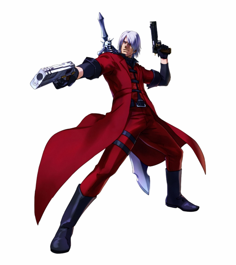 Devil May Cry 1 Png.