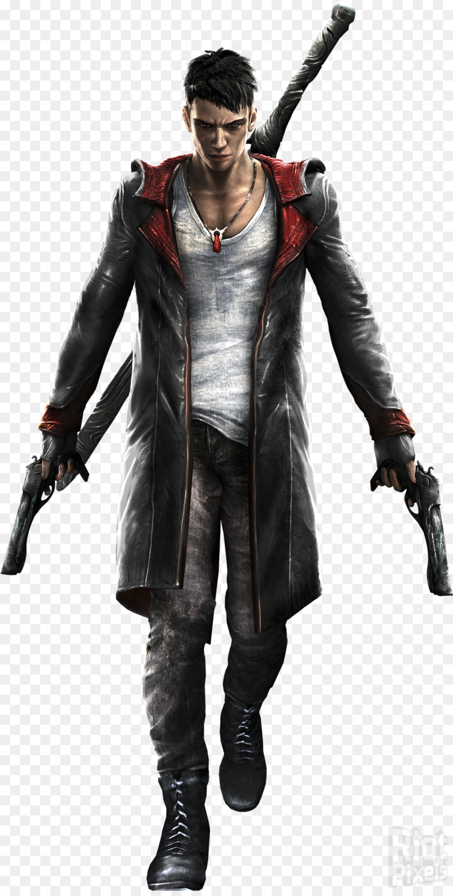 Dmc Devil May Cry Action Figure png download.