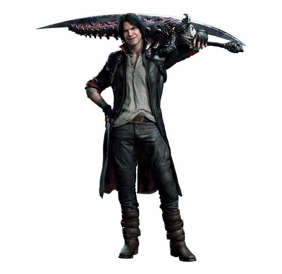 Costume Ex De Dante Dans Devil May Cry 5, Inspiré De.