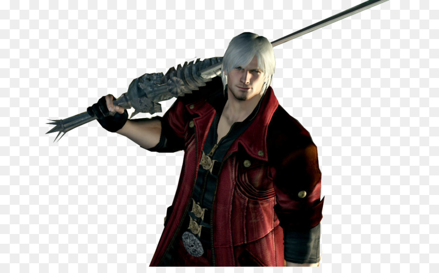 Devil May Cry Outerwear png download.