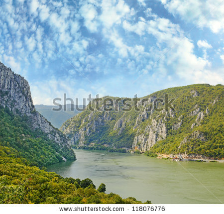 Danube Gorges Stock Photos, Royalty.