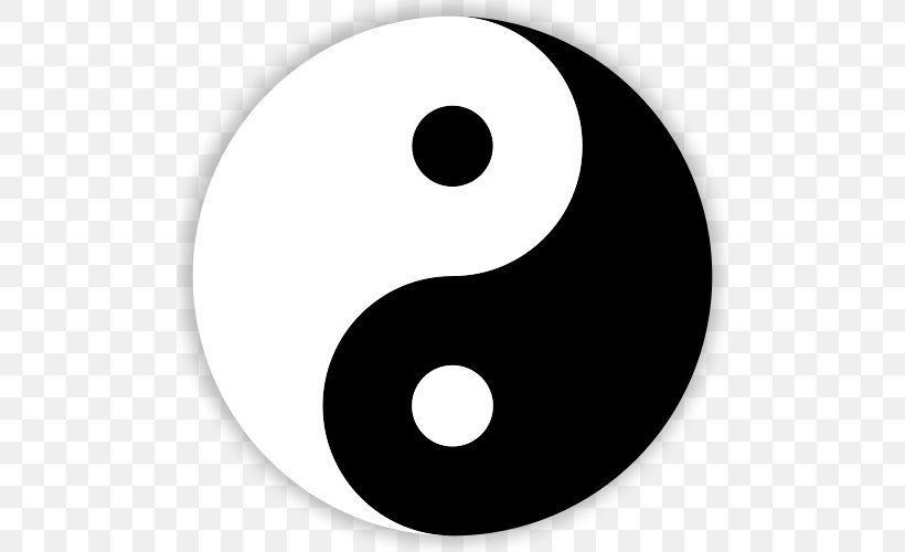 The Book Of Balance And Harmony Yin And Yang Symbol Taoism.