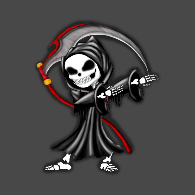 Dabbing Reaper.