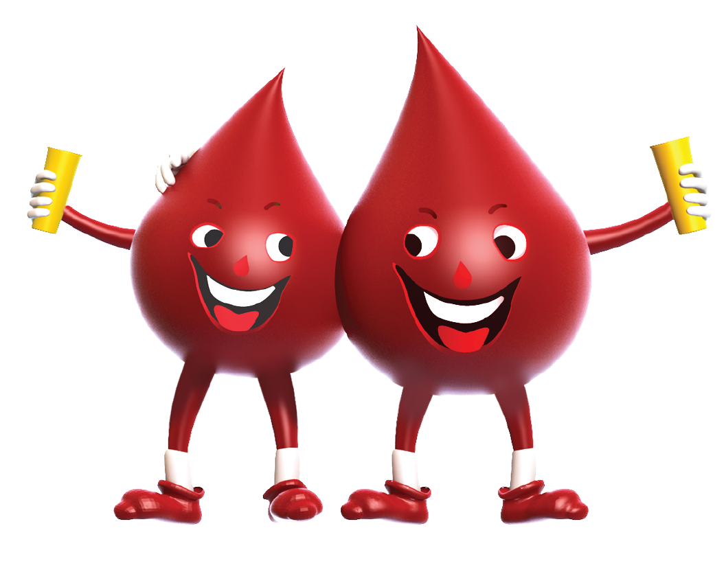 Blood Donation Background PNG.