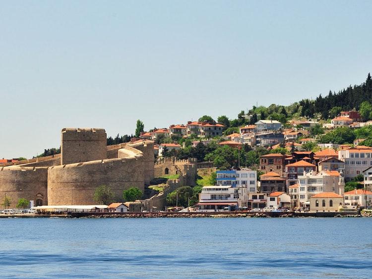 Cruises to Cruising The Dardanelles.