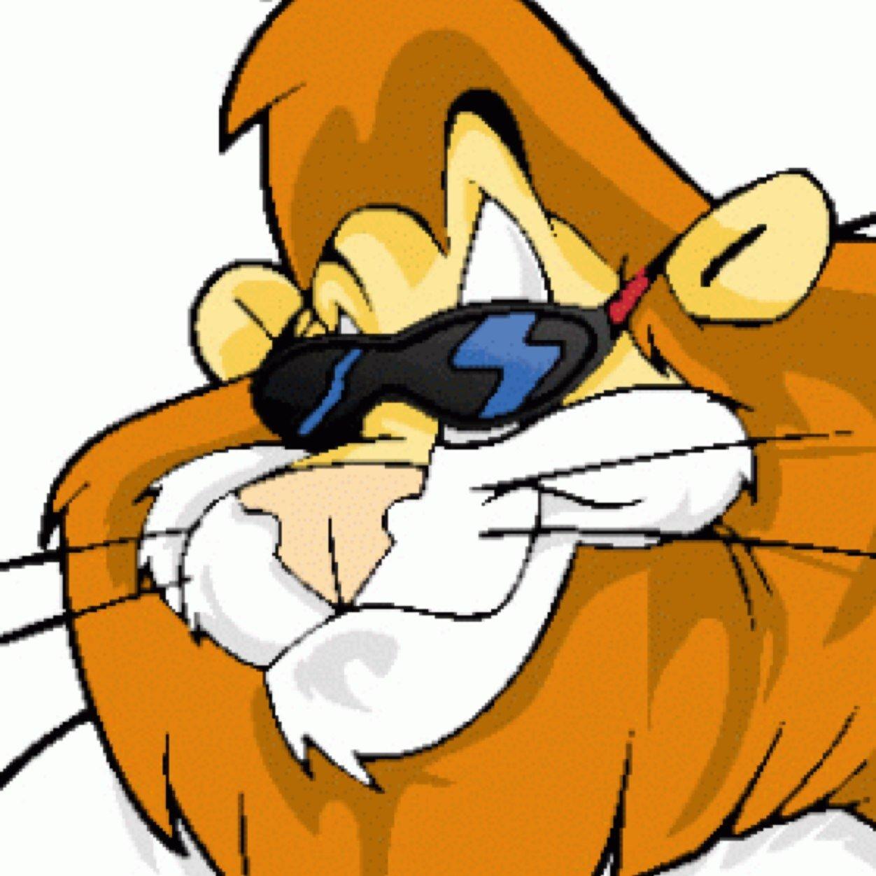 Daren the Lion (@DarentheLion).