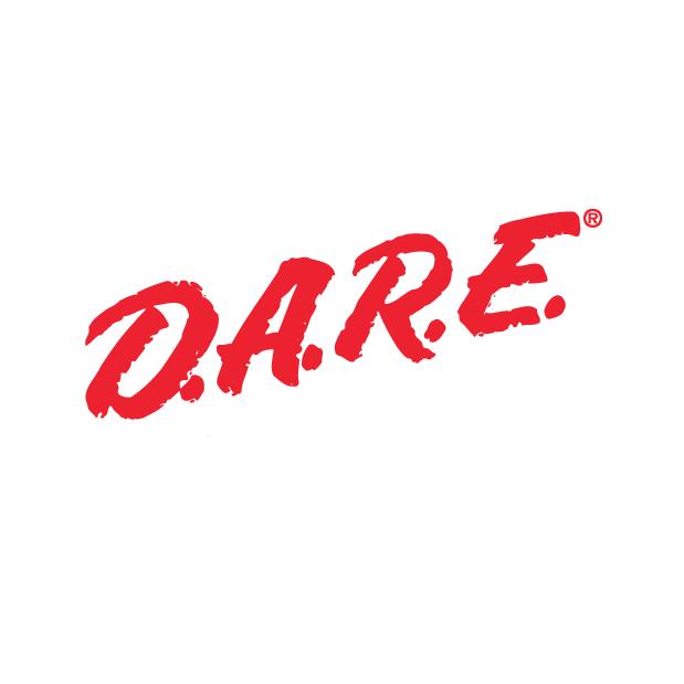 D.A.R.E. Logo Font.