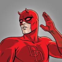 Marvel's Daredevil.