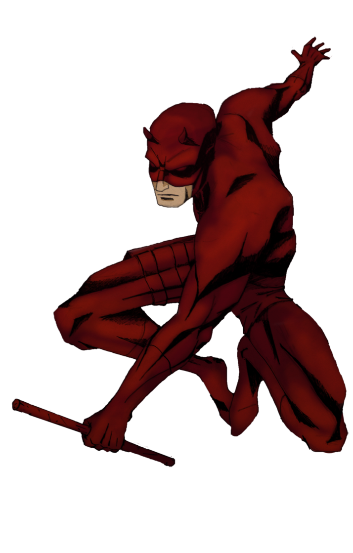 Daredevil PNG Clipart.