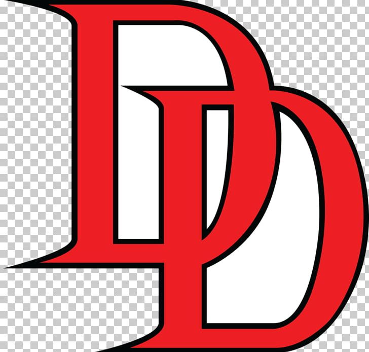 Daredevil Logo Symbol PNG, Clipart, Area, Artwork, Brand.