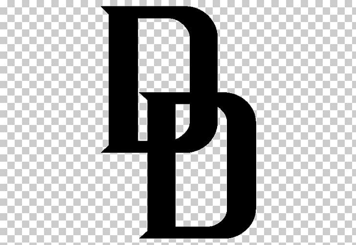 Logo Decal Daredevil Sticker Symbol, Daredevil PNG clipart.