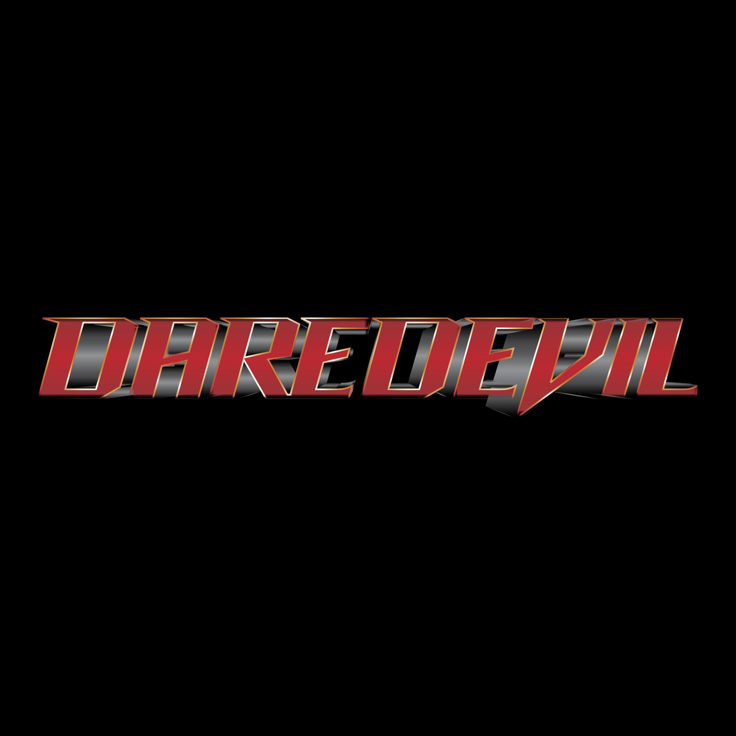 DareDevil Logo PNG Transparent & SVG Vector.