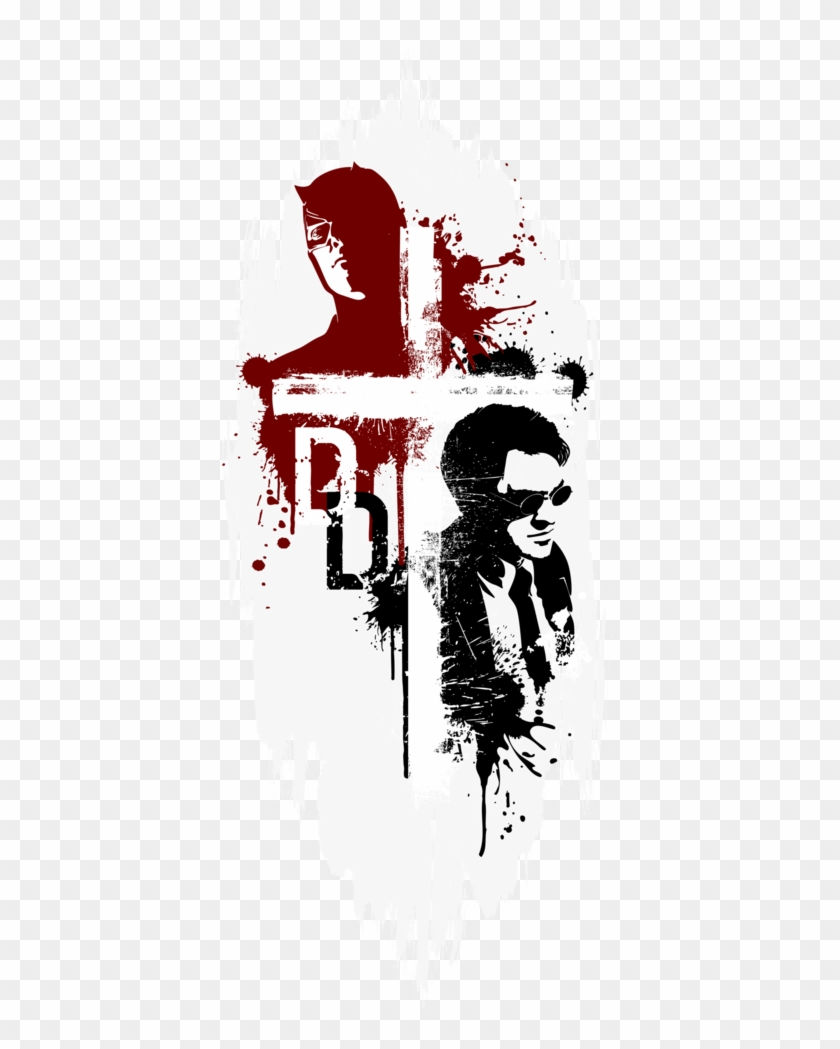 Daredevil ~ Matt Murdock Mundo Comic, Daredevil Shirt,.