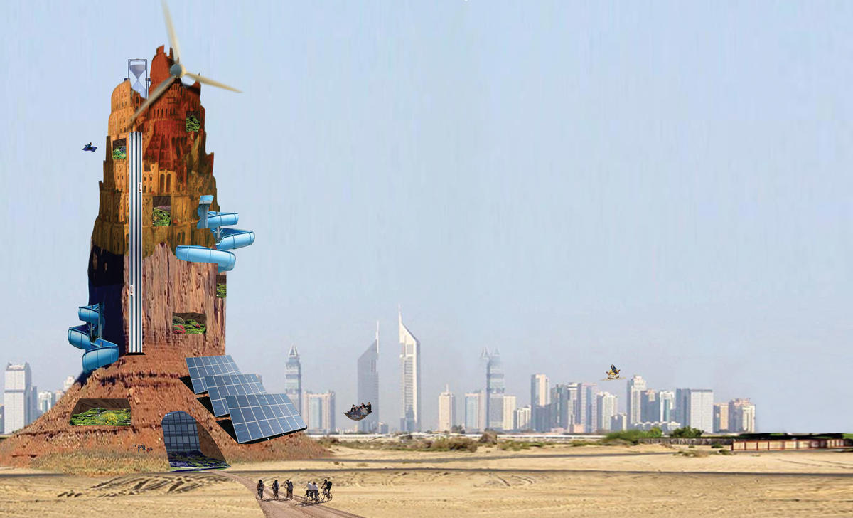 Metropolitan Dubai and the Rise of Architectural Fantasy: Dubai.