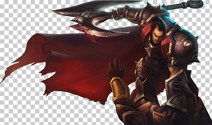 League of Legends Display resolution , Darius PNG clipart.