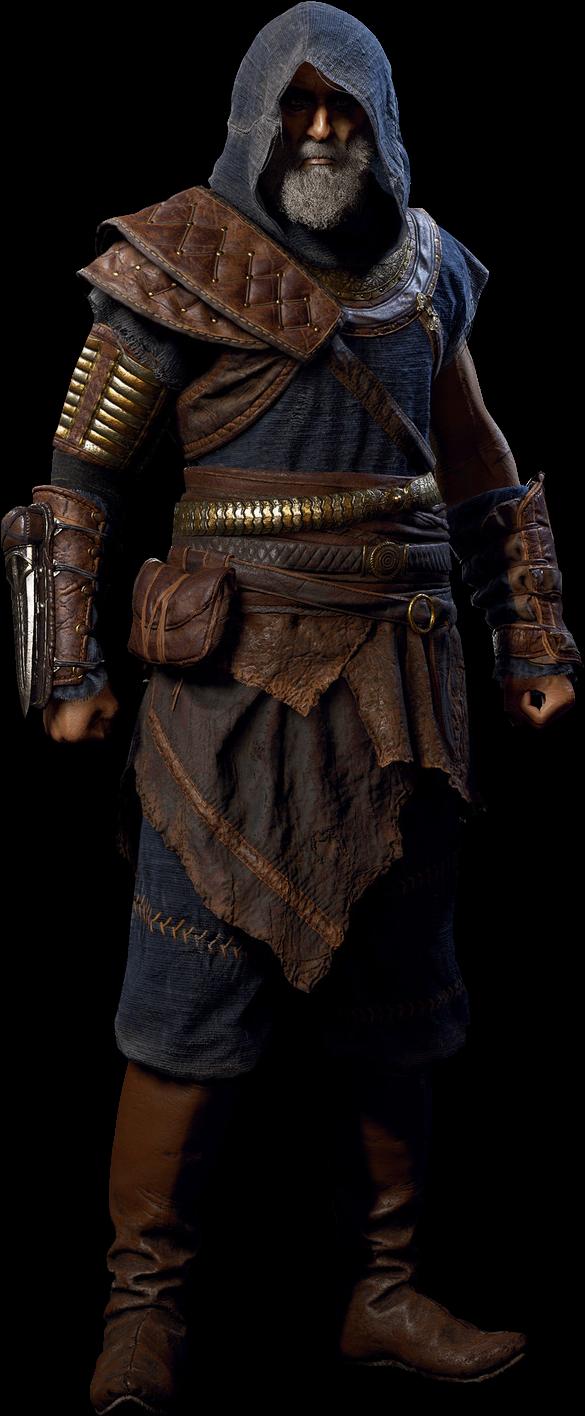 HD Darius.