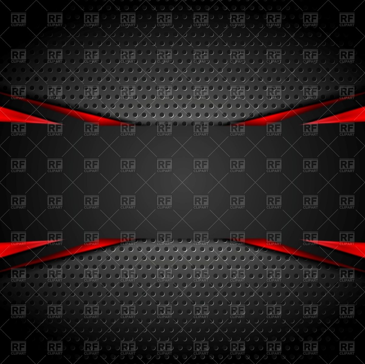 Abstract dark corporate red black background Vector Image #113089.
