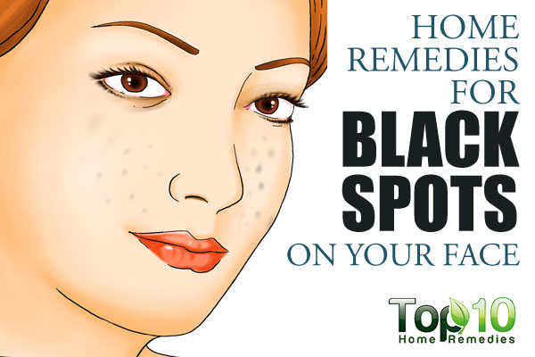 Home Remedies for Black Spots on Your Face.