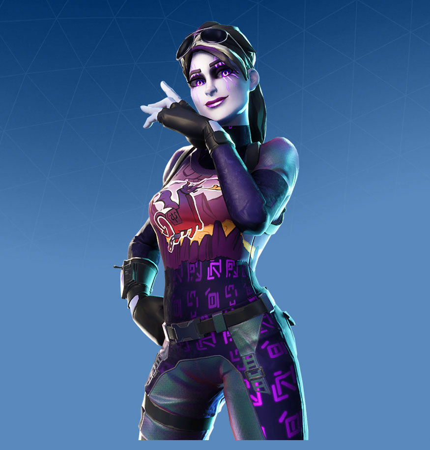 Fortnite Dark Bomber Skin.