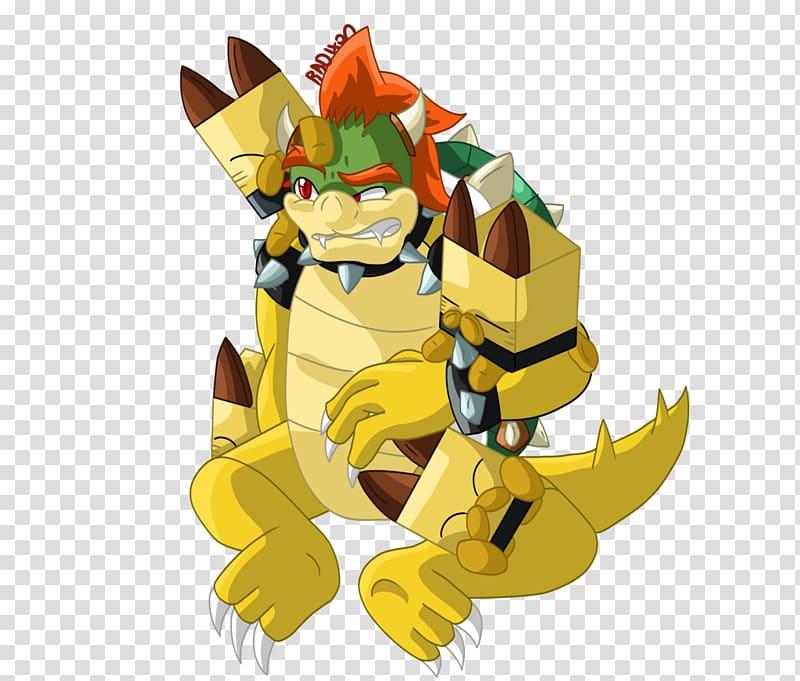Dark Bowser Mario & Luigi: Superstar Saga Dragon, bowser.